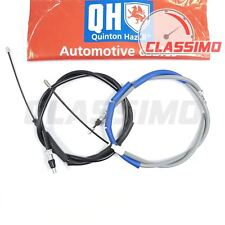 Rear Handbrake Cable Pair - PEUGEOT 205 - with rear discs inc 1.9 GTi - 1983-98