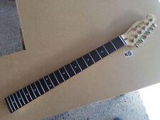 More details for loaded harley benton left handed electric guitar neck (n8)