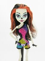 Monster High Skelita Calavaras Doll Mattel - Free Shipping