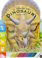 A28 Il mondo dei dinosauri guarda com'è La Coccinella 2007