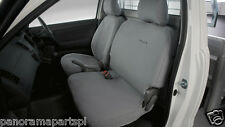 Toyota Hilux Front Canvas Seat Covers Bucket Seats SR SR5 Airbag GENUINE NEW