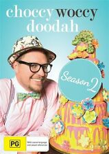 Choccywoccydoodah: Season 2 (DVD, 2013, 2-Disc Set), NEW SEALED REGION 4