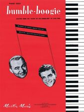 Bumble Boogie Adapted from the Flight of the Bumble-bee Sheet Music Pi 000004005