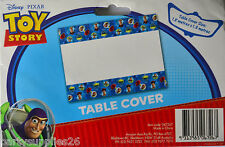 TOY STORY BIRTHDAY PARTY SUPPLIES TABLE COVER / CLOTH 1.8 x 1.3 METERS