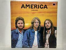 America Homecoming LP Record                                               lp730