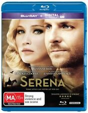 *NEW & SEALED* Serena (Blu-ray Movie 2015) Jennifer Lawrence, Bradley Cooper
