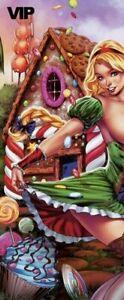 Grimm Universe Presents Quarterly DARKWATCHERS Classic Fairy Tale Z-Cover LE 100