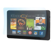 3x Matt lámina de protección Amazon Kindle Fire HDX 7 antirreflejos fina display protector