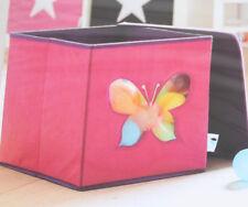 Spielzeugkiste Schmetterling Aufbewahrungsbox Spielzeugbox Store It Pico Mundo