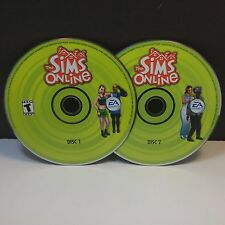 Sims Online (PC, 2002) DISC ONLY