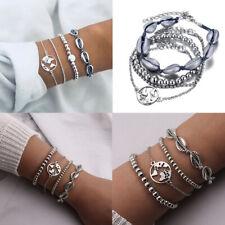 Shell Chain Bracelet Pendant Exquisite Bohemian Winding Necklace Fashion Wild