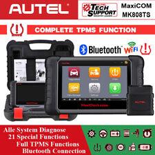 2021new Autel Scanner Auto Tpms Programming Diagnostic Tool Obd2 Bt Code Reader
