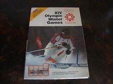 XIV Olympic Winter Games--Sarajevo--1984--From Centrum--Promo Poster--21x32--HTF