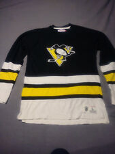 VTG Mitchell and Ness Pittsburgh Penguins jersey Large hockey