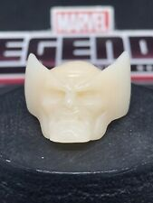 MARVEL LEGENDS TB COMIC SERIES.6 WOLVERINE 1:12 HEAD CAST FOR 6IN FIGURE