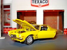 M2 1971 71 CHEVROLET CAMARO SS 396 LIMITED EDITION AMAZING DETAIL 1/64 MUSCLE