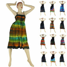 Unbranded Boho Sleeveless Dresses for Women