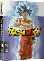 Dragon Ball Super: Season 10 - Episodes 118-131 (DVD 2-Disc) w/ Slip Cover