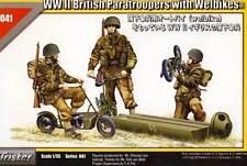 Tristar - British Paratroopers with Welbikes Fallschirmjäger mit Motorräder 1:35