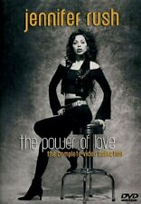 Jennifer Rush - The Power Of Love The Complete Video Collection [DVD]
