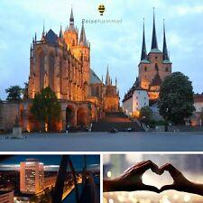3 Tage Städtereise Erfurt Kurzurlaub ★★★★ Radisson Blu Hotel Wellness Kurzreise