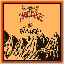 MACAXE - Attack (NEW*NWOBHM MONSTER*LIM.500*MYTHRA*WHITE SPIRIT*ROBESPIERRE)