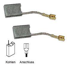 Kohlebürsten Motorkohlen Schleifkohlen für Bosch GWS 21-230 - 6,3x16x22mm (2057)