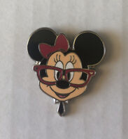 Disney Hidden Mickey Trading Pin Minnie With Glasses 2012