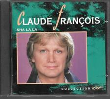 CD COMPIL 15 TITRES--CLAUDE FRANCOIS--SHA LA LA - COLLECTION OR