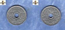 ++ TRES  RARE - 20 Centimes - LINDAUER - 1945 C  - SUP - -ZINC -++