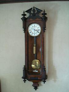 19TH C VIENNA REGULATOR TIMEPIECE GWO