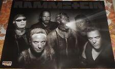 Rammstein - Rare Magazine Maxi Poster (A2)