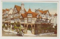 Cheshire postcard - The Cross, Chester - RP