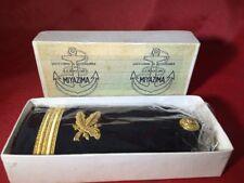 Vintage Navy  UNIFORM Rank PATCH Miyazima