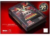 Samurai Shodown Collector's Edition Neo Geo Collection Nintendo Switch + CD