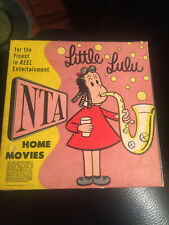 Scarce Little Lulu #619 The Baby Sitter 8MM Complete Edition-NTA