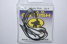 team catfish hooks real gear circle offset hook 8//0 tc81z high carbon steel