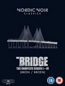 Bridge The Complete Series I Iv The DVD NEUF