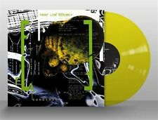 "Front Line Assembly Comatose 12"" yellow vinyle 2015 ltd.250"
