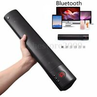 FM Portable Bluetooth Speaker Wireless Stereo Loud Speaker Super Bass Sound Aux