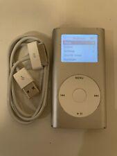 Apple iPod mini 2nd Generation Silver (4 GB)