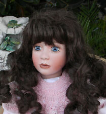 "Janis Berard Kais Full Porcelain Doll 24"" 128/300 American Artist Collection"