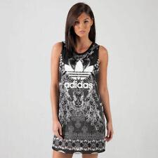 Adidas Originals x The FARM Co Womens Pavao Tank Dress/top,Summer/Beach/Gym,sz 6