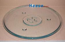 mit Antriebs-Fuß Glas-Drehteller 34cmØ für Mikrowellengeräte