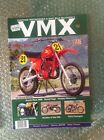 VMX MAGAZINE NUMBER NO 8 EARLY OUT OF PRINT COPY VINTAGE MOTOCROSS DIRT BIKE