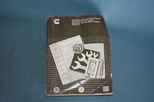 1999 Cummins Signature ISX QSX 15 Engines Troubleshooting Repair Manual Vol 2
