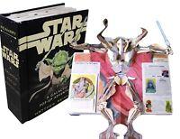 Star Wars: A Galactic Pop Up Book Matthew Reinhart 1st Ed.  New