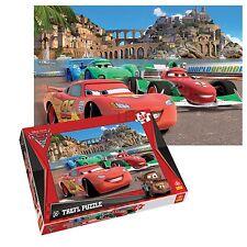 Trefl 260 Pezzi Bambini Ragazzi Disney Pixar Cars porto corso Lightning Puzzle