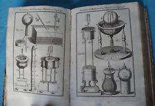 récréations mathématiques et physiques par OZANAM / gnomonique horloges 1694