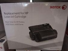 HP C4127X Black Toner Cartridge  Xerox Compatible C4127X